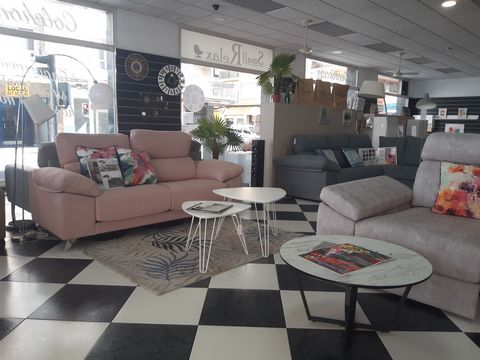 Asking Price€49,950 Including €25,000 of Stock! Large Showroom Main Road Corner Position International Clients Established 5 Years An incredible opportunity to purchase a well-known furniture shop which has been established 5 years with Internationa...