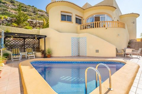 Modern villa for sale on a popular urbanisation in Jalon located in the Jalon valley with breathtaking views and private pool.. . Main floor: Lounge dining room with separate kitchen, three spacious bedrooms one with en-suite bathroom and additional ...