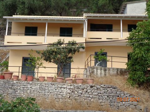 FOR SALE: A complex of tourist accommodation (300 sq.m.) in Kaminaki. It consists of 6 two-room apartments (50 sq.m. each), fully furnished and equipped. They are spread over 2 levels and all have a balcony or terrace with sea views. They are located...