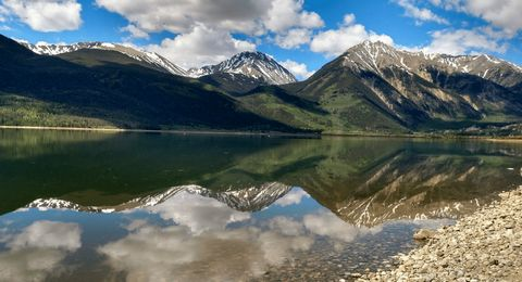 Located in Twin Lakes. Best recreational property near lake & mountains, one of Colorado's most gorgeous sites, peaceful area. This property features open space, gentle topography, and recreational opportunities such as biking, fishing, hiking, rafti...