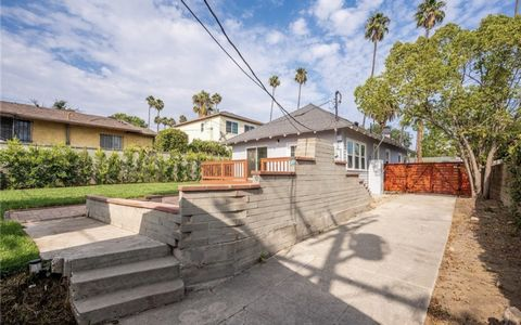 Located in Los Angeles. Presenting this rare opportunity to own a beautifully upgraded turn-key Craftsman with an open floor plan in the highly sought-after Silver Lake neighborhood! Located right off Sunset Blvd, escape the busy city life by retreat...