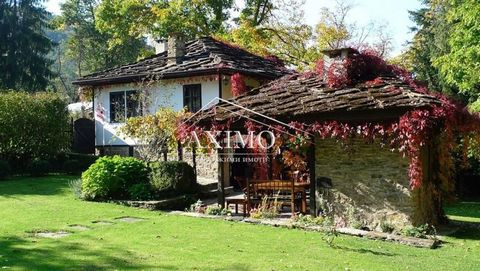 AXIMO real estate presents exclusively for sale a two-storey, authentic house in the architectural and historical reserve village of Bozhentsi.Bozhentsi village is an extremely attractive tourist destination with an amazing Renaissance atmosphere, am...