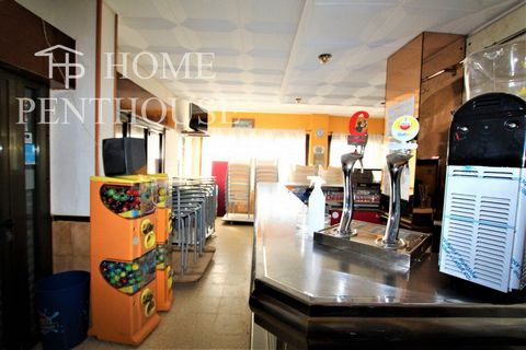GREAT OPPORTUNITY: Fully operational until the end of September and with a clientele of more than 15 years. On the second line of the beach, this restaurant is very well known in the area. It has easy parking and access to the beach from the communal...