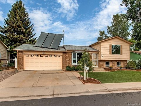 Stunning views of the back range & foothills from this immaculate home in desirable neighborhood. Ready for new homeowners with new carpet & flooring, fresh paint refinished wood floors, and thoroughly prepared. Eat-in oversized kitchen with all appl...