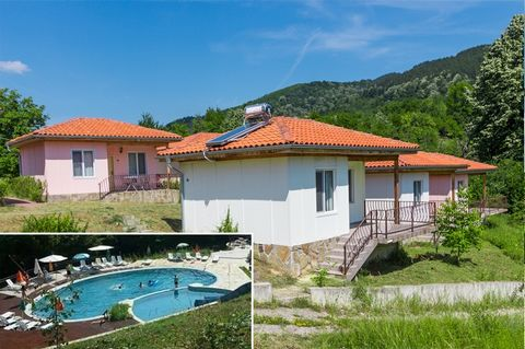 Superb Spa Resort Development in Krvenik Bulgaria for sale. Euroresales Property ID: - 9825842 Here we present the stunning complex and spa resort Romance for sale. This is the perfect opportunity for the high end investor to own a thriving hotel com...
