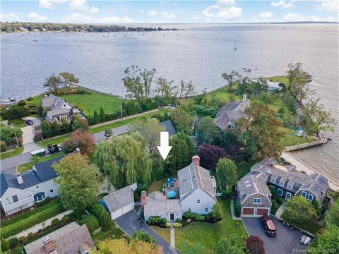 Unique Cottage Style Colonial in Dolphin Cove with views of LI Sound. Enjoy the serenity of living by the water, relax from the spacious and private backyard or master bedroom balcony. Many new features make this home a jewel. Open floor concept all ...