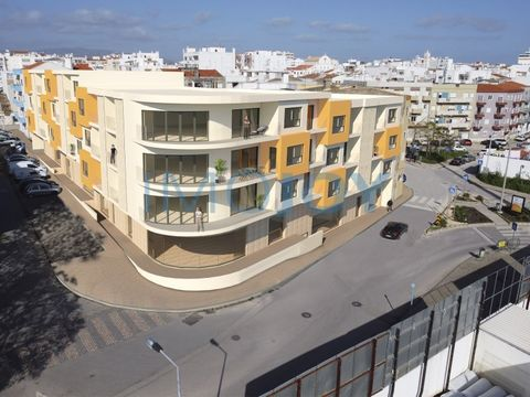 2 bedroom apartment in construction for sale Composed of Living Room with OpenSpace Kitchen with 31m2 with Balcony, 1 suite, 1 bedroom and full bathroom. there is also garage in box. Development under construction with a Premium location next to the ...