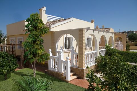 These Two Bedroom Detached Villas in Sierra Golf are located in Balsicas, within the region of Murcia. Situated on a desirable inland golf course, with amenities and facilities on the urb itself, with bars, restaurants and communal swimming pool, whi...
