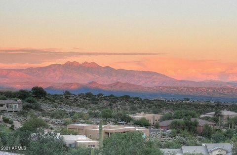 This Residential Lot has it all! Views, easy build, lot size and so much more! This lot has Panoramic Views including Four Peaks, Red Mountain, Fountain, McDowell Mountains and City lights! This is the flattest lot in North Heights. This is an absolu...