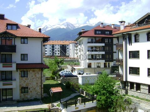 Blagoevgrad. Stylish apartment with 2-bedrooms, 2-bathrooms in Dream Complex, Bansko IBG Real Estates brings to your attention this large and spacious apartment with 2 bedrooms, 2 bathrooms and total size of 100 sq.m.The apartment is on two levels wi...