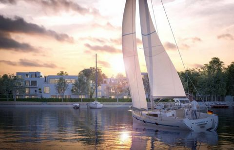 Located directly on Seddinsee, in the water-rich south-east of Berlin, a special residential ensemble will be created by 2022: a total of 8 modern and elegantly furnished city villas with 58 condominiums offer plenty of space for individual wishes. W...