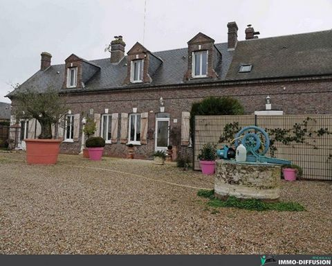 Mandate N°FRP119146 : House approximately 208 m2 including 8 room(s) - 4 bed-rooms - Garden : 1000 m2, Sight : Plein sud. Built in 1900 - Equipement annex : Garden, parking, double vitrage, Fireplace, - chauffage : fioul - Class Energy C : 132 kWh.m2...