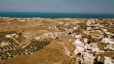 For Sale Plot, Santorini-Thira ,Karteriados 6.000sq.m , features: For development, For Investment, Amphitheatrical, For tourist use, S.D: 0,4, S.K: 0,4 In City plans , price: 800.000€