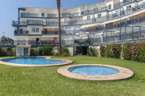 Estupendo y coqueto apartamento en una bonita urbanización de Oliva Nova, que incluye piscina comunitaria, da la bienvenida a 4 invitados. El apartamento se encuentra en un bonito residencial con un amplio área de césped en el que las dos piscinas se...