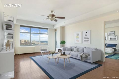 Welcome to the BEACH! This epic 2 BED/ 2 BATH condo with a deeded parking space is ocean the oasis you have been looking for!! Perched on the 10th floor, every single room in the apartment ? including the kitchen ? has an incredible view. Come home f...