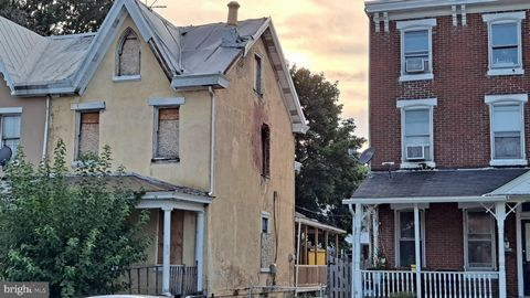 Major repairs needed, great for contractor to redo and rent or flip. Utilities not on bring light. Be extra cautious going up the stairs to the second floor as some threads are broken. Priced to sell